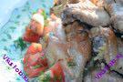 Куриные крылышки в чесночно-имбирном маринаде