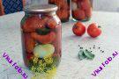 Маринованные томаты рецепт
