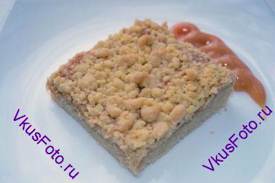 Прежде чем выкладывать печенье, дать ему полностью остыть в форме.